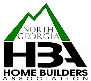 Image of the HBA of North Georgia Logo