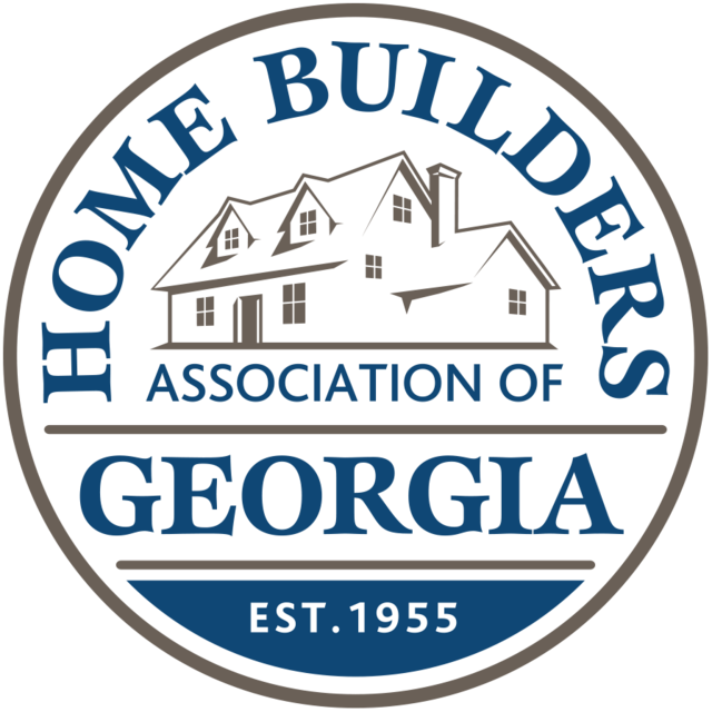 Image of the Home Builder Association of Georgia Logo
